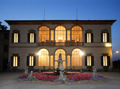 Villa Cassoli ad Arcore - Atlas Antifurti Milano 200x150