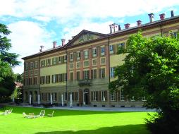 Villa Gallarati Scotti ad Oreno - Atlas Antifurti Milano