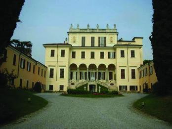 Villa Gnecchi a Verderio Superiore - Atlas Antifurti Milano