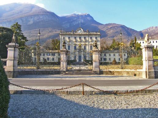 Villa La Quiete a Tremezzo - Atlas Antifurti Milano