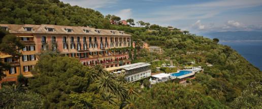 Hotel Splendido di Portofino - Alberghi protetti da Atlas Sas Antifurti Milano